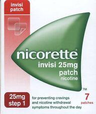 Nicorette Invisi Patches Step 1 (25Mg)  7