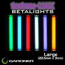 1x Betalight  3mm x 11mm *NEU* in uv-blau Beta-master Betalights