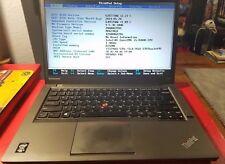 Lenovo Thinkpad T440s - 1.90 GHz Core i5, 8 GB RAM, 500 GB Harddrive