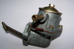 WEBER typ pm10 benzinpumpe FIAT 1100 oldtimer original kraftstoffpumpe vintage