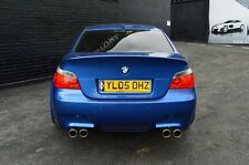BMW M5 Boot Spoiler for the 5 Series E60