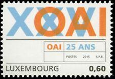 Luxemburg 2015  125jr orde van architecten    POSTFRIS/MNH