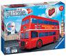 12534 Ravensburger London Bus 3D Jigsaw Puzzle 216 Piece Suitable for 10yrs+