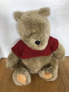GUND CLASSIC POOH Winnie The Pooh LARGE SOFT TOY PRE OWNED