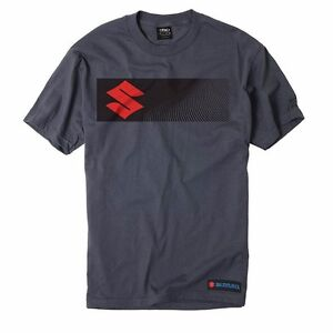 Factory Effex Suzuki S Bar T Shirt Size XL RM RMZ DR DRZ Hayabusa LTR LTZ LTF LT