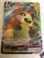 Morpeko VMAX 080/202 - Ultra Rare - Full Art - Pokemon - Sword & Shield - MINT