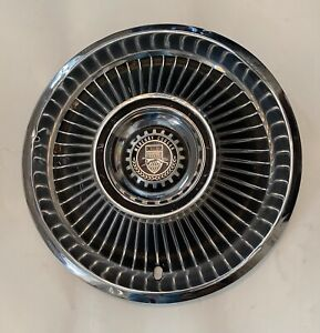 O.E.M. 1969 Mercury Cougar XR-7 Deluxe Wheel Cover Hubcap - Preowned