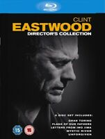 Clint Eastwood: The Director's Collection [2010] Blu-ray NEW SEALED 5 disc set