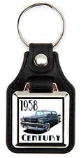 Buick 1958 Century square Key fob