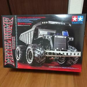 TAMIYA Metal dump truck GF-01 chassis 1/10 RC 4WD Off Road Vehicle Assembly Kit