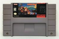SNES Donkey Kong Country 3 Video Game Cartridge *Authentic/Cleaned/Tested/Saves*