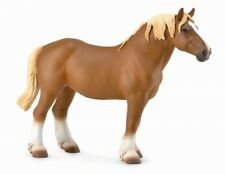 *NEW* CollectA 88819 Belgian Mare Horse Chestnut 18cm