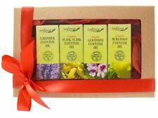 Aphrodisiac Essential Oil Gift Set - 4 Oils - 100% Pure & Organic