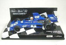 Tyrrell Ford 007 No. 3 Jody Scheckter Fórmula 1 1975 1:43