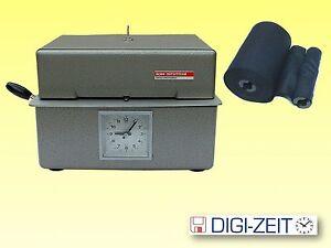 Farbband für Stempeluhr BÜRK Zeitstempler ZS 67  50 mm
