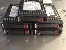 "HP 900GB 10K 6Gb/s DP 10K 2.5"" SAS Hard Drive 619291-B21 619463-001 781514-004"