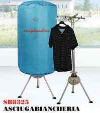 Asciugabiancheria Dcg SB8325 asciugatrice a pallone e aria calda stendino Rotex