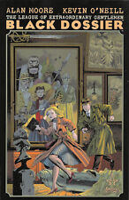 LOEG: BLACK DOSSIER / Alan Moore & Kevin O'Neil / New (unsealed) /FIRST PRINTING
