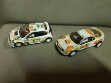 Lote coches scalextric de resina