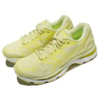 Asics Gel-Nimbus 20 Limelight Yellow Women Running Shoes Sneakers T850N-8585