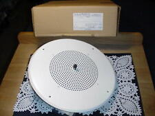 Talk-A-Phone S-8318B, Ceiling Speaker with Baffle & Volume Control. 8 Ohm New!
