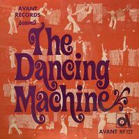 killer jazz-funk library breaks LP The Dancing Machine AVANT 122 ♫ Mp3 Samples