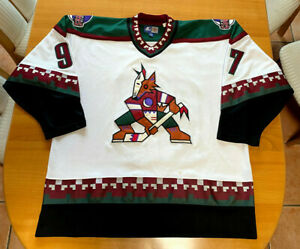 Arizona Phoenix Coyotes NHL Trikot - original Starter Jersey #97 Jeremy Roenick