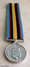 Canada Canadian  Gulf and Kuwait Miniature Mini Medal 2nd Gulf War 1990-1991