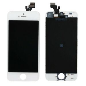 Apple Iphone 5 LCD-white