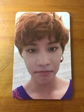 NCT127 3rd Mini Album NCT #127 Cherry Bomb Taeil Photo Card Official K-POP(34