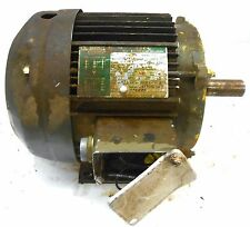 LINCOLN, AC MOTOR, TF4185, U3970101629, 3 HP, 182T FRAME, 1750 RPM