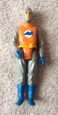 VINTAGE azione Forza/GI Joe-SPACE FORCE Figura ORIGINALE-SPACE PILOT