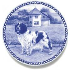 Stabyhoun - Dog Plate made in Denmark from the finest European Porcelain