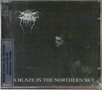 DARKTHRONE A BLAZE IN THE NORTHERN SKY SEALED 2 CD SET NEW 2014