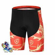 Shorts Pants Mountain Anti Slip Pad Gel Cycling Mtb Bike Spandex Polyester Lycra