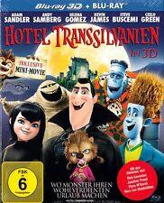 HOTEL TRANSSILVANIEN (Blu-ray 3D + Blu-ray Disc), Schuber NEU+OVP