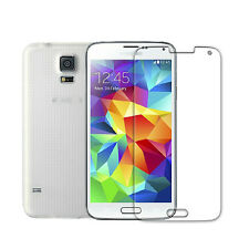 5X CLEAR LCD Screen Protector Shield for Samsung Galaxy S5 S 5 LTE 4G G900 SX