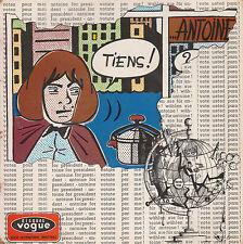 "7"" FRENCH EP 45 TOURS ANTOINE ""Votez Pour Moi +3"" 1966 VINYL ROUGE"