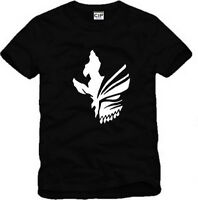 BLEACH Anime Inspired ICHIGO MASK T-Shirt...  sizes up to 5xl