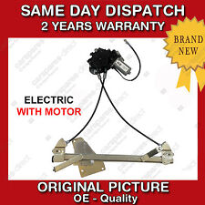 MAZDA MX5 MIATA 1990>1998 ELECTRIC WINDOW REGULATOR& 2 PIN MOTOR FRONT LEFT SIDE