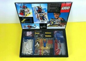 LEGO Classic Technic Arctic Rescue Base 8680 with Box Inner Tray Instructions