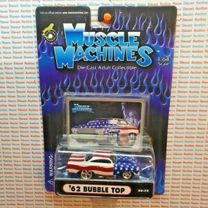 MUSCLE MACHINES 62 BUBBLE TOP 02-75
