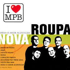 Roupa Nova : I Love Mpb CD