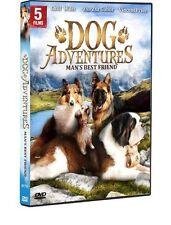 Man's Best Friend: Dog Adventures - 5 Movies 2011 by The Gar . Disc Only/No Case