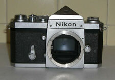 Nikon F red dot 66 body only made for two months
