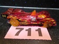 Hotwheels  Hi Tech Missile X Racers - 2013 Malaysia  (711)