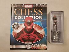 Eaglemoss Marvel Chess Collection Issue 38 Cyclops Boxed cw Magazine