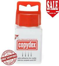 Copydex Bottle Adhesive Waterbased Natural Latex Craft Glue 125ml All Purpose