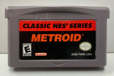 Metroid Classic Series for Nintendo GameBoy Advance GBA Cartridge Only Authentic