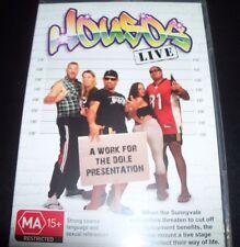 Housos LIve (A Work For The Dole Presentation) (Aust Region 4) DVD - Like New